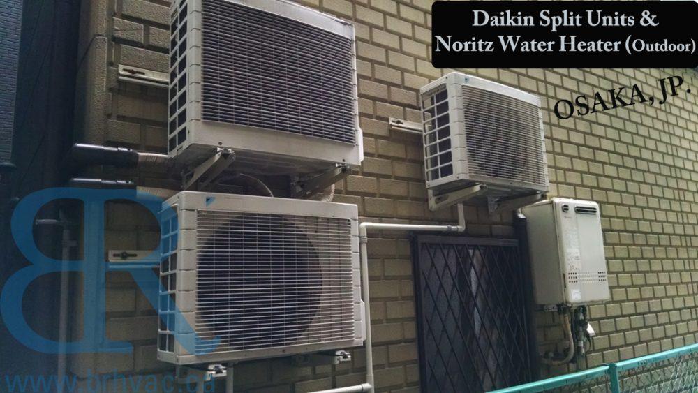 Daikin split systems