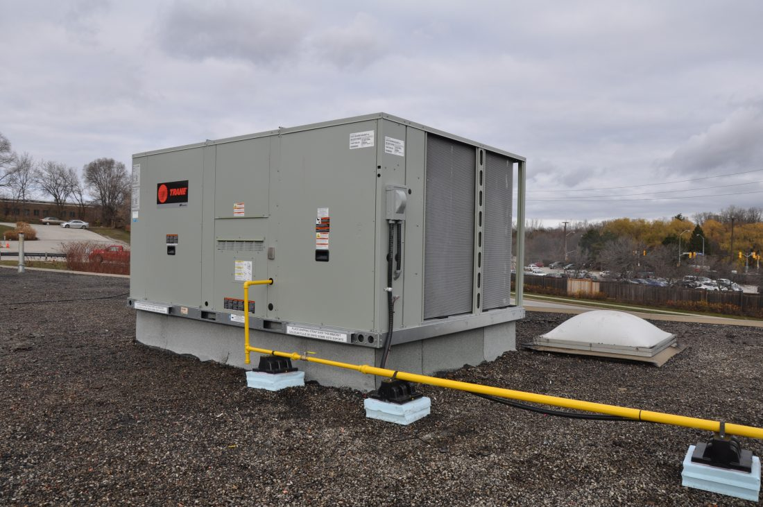 Commercial Rooftop Units Brhvac